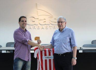 Convenio colaboración con la U.D. Barbastro
