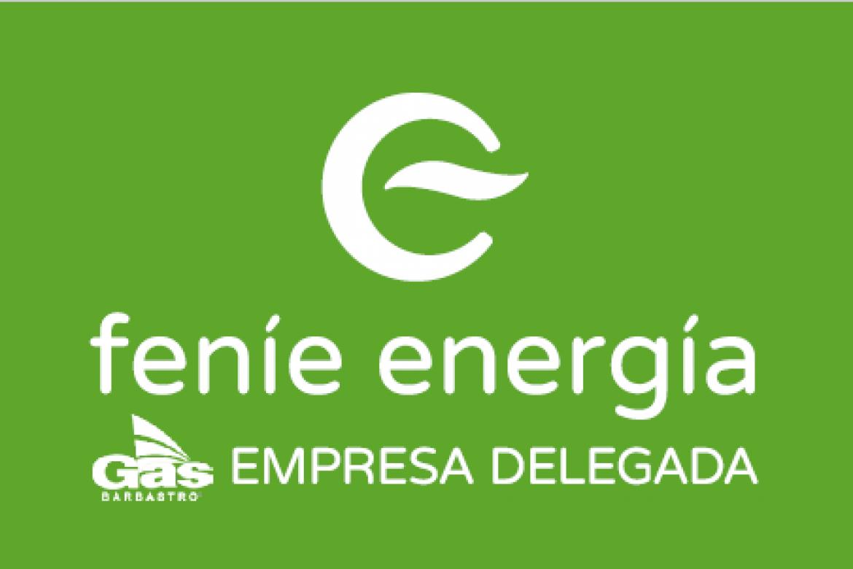 Gas Barbastro es empresa delegada de Feníe Energía